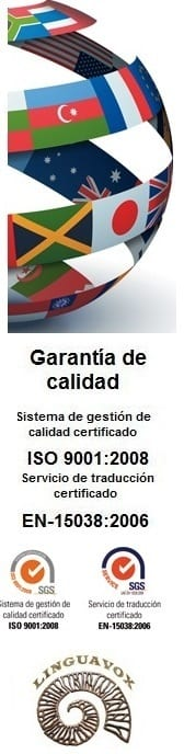 Servicio de traducción en Soria