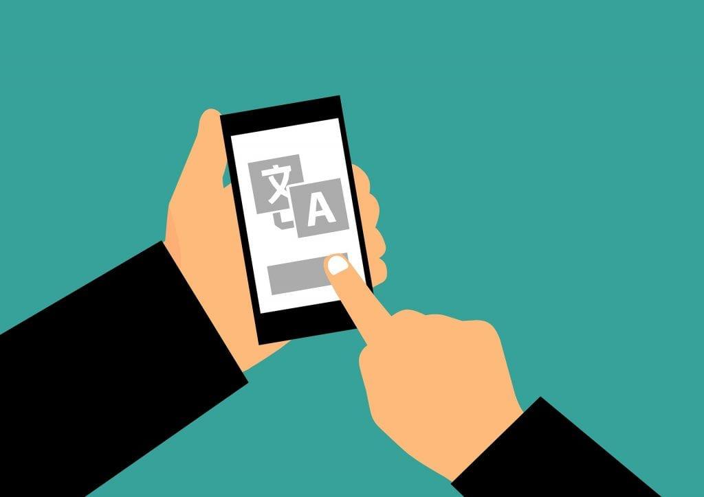 Apps para traducir gratis en el móvil
