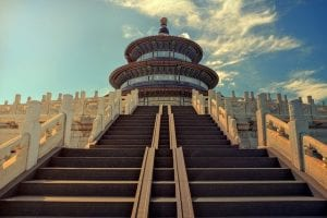 Templo del Cielo, Beijing, China