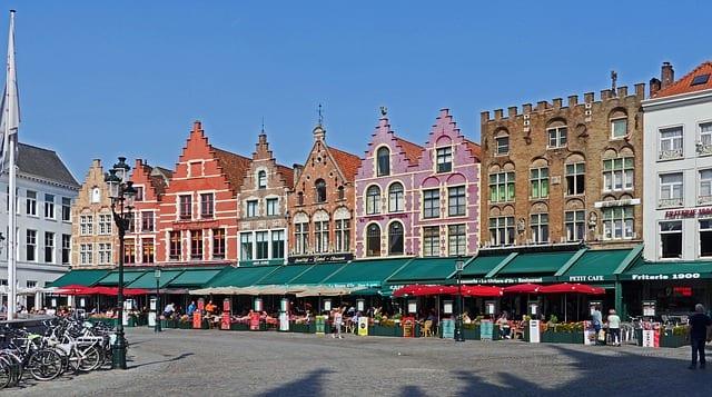 Brujas, Holanda