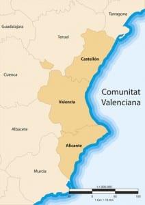 Traducciones en Castellón, Comunidad Valenciana