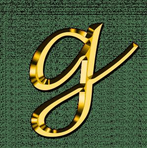 Reglas ortográficas de la g