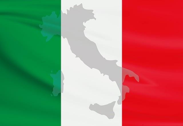 Italia, la cuna del idioma italiano