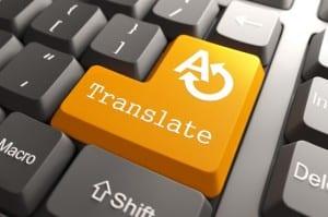 Servicios de traducciones online