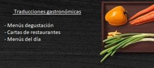 Traductor de menús de restaurantes