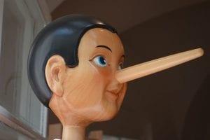 Engaño, mentiras, demagogos