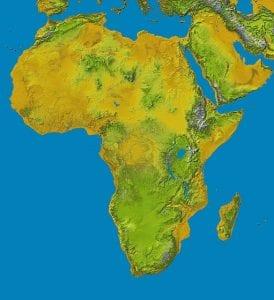 Idiomas que se hablan en África