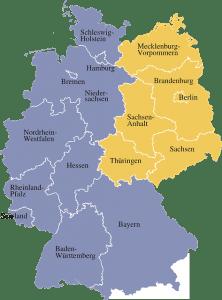Idiomas que se hablan en Alemania