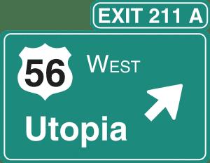 qué significa utopía