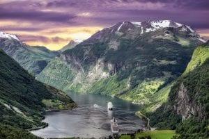 país donde se habla el idioma noruego