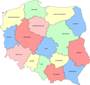 donde se habla el idioma polaco