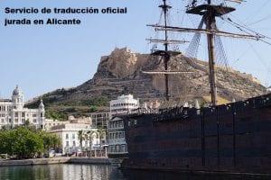 Traductor Jurado en Alicante