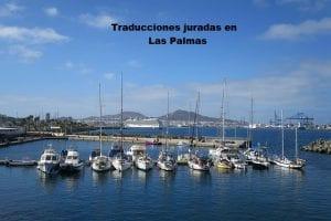 Traductor jurado en Las Palmas