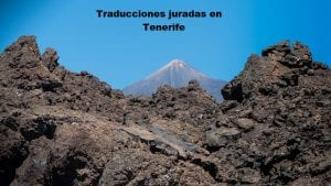 Traductor jurado en Tenerife