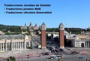 Traductor jurado de catalán