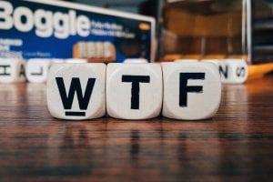 Conoce el significado de WTF